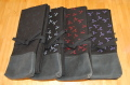 黒帆布とんぼ 竹刀袋